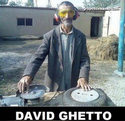 Meme David Ghetto