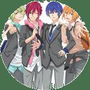 Icono del grupo Anime 🌚✨