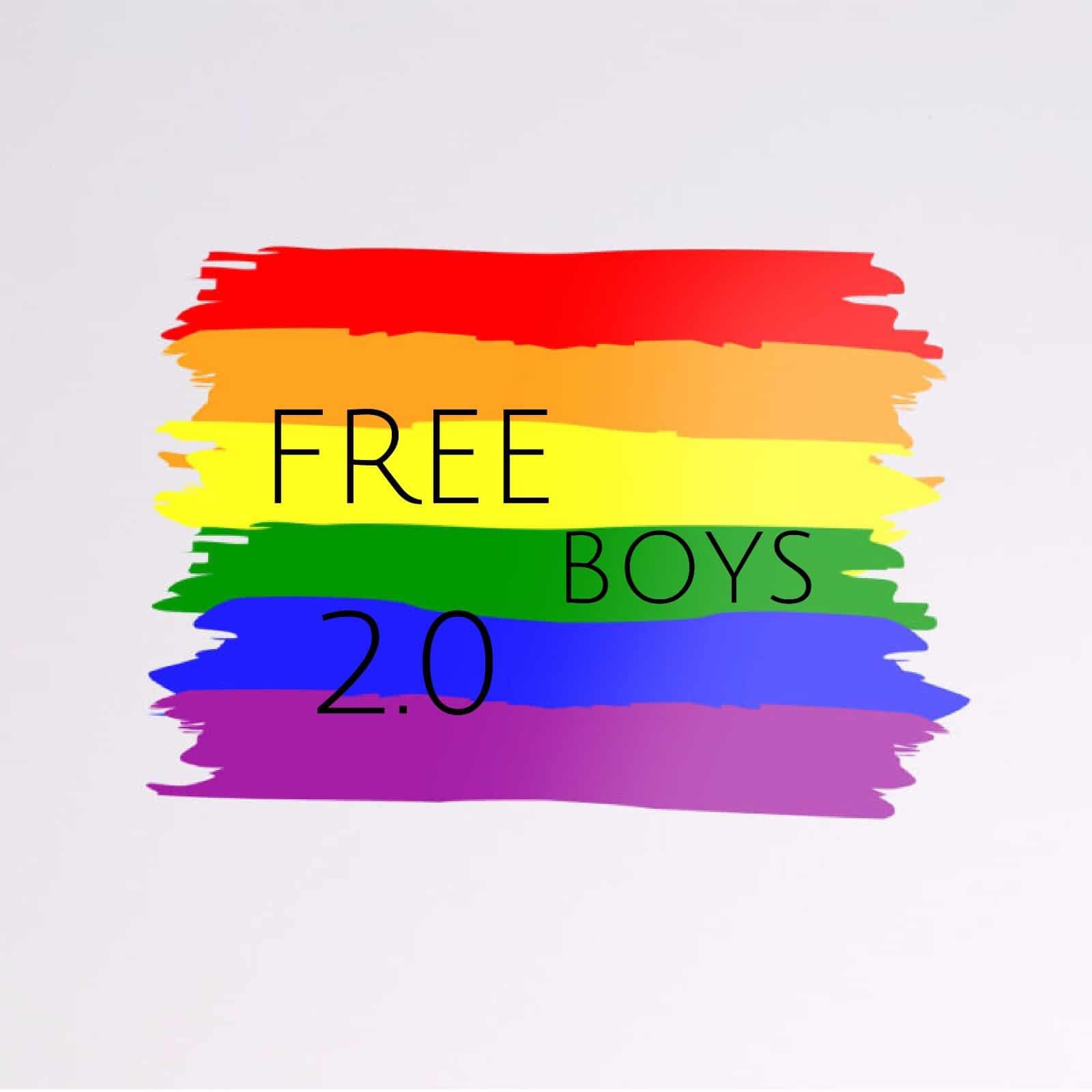 Icono del grupo 🏳️🌈 FREE BOYS 2.0 🇪🇸