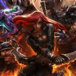 League of legends las