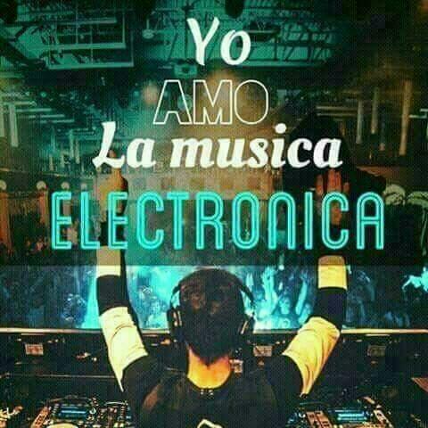 Icono del grupo Música Electronika