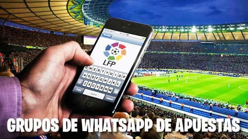 Grupos de WhatsApp de Apuestas Deportivas