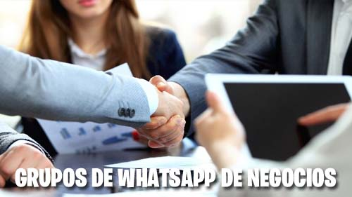 Grupos de Whatsapp de Negocios