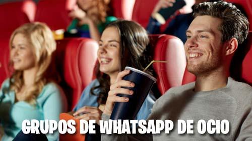 Grupos de WhatsApp de Ocio
