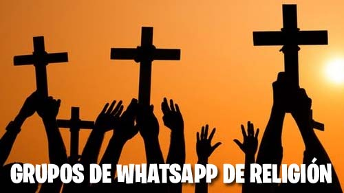 Grupos de WhatsApp de Religión