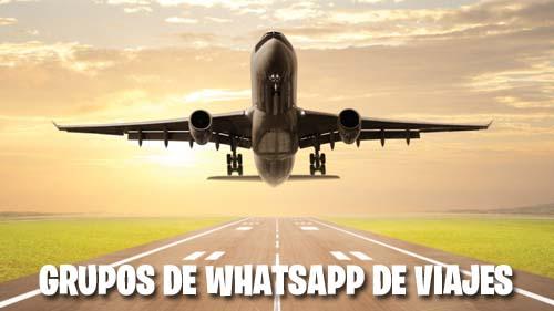 Grupos de Whatsapp de Viajes