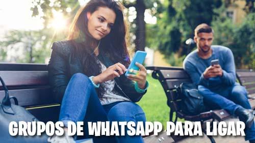 Grupos de WhatsApp para ligar