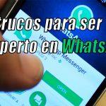 21 trucos de WhatsApp para convertirte en un maestro de mensajería