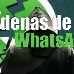 Cadenas de whatsapp