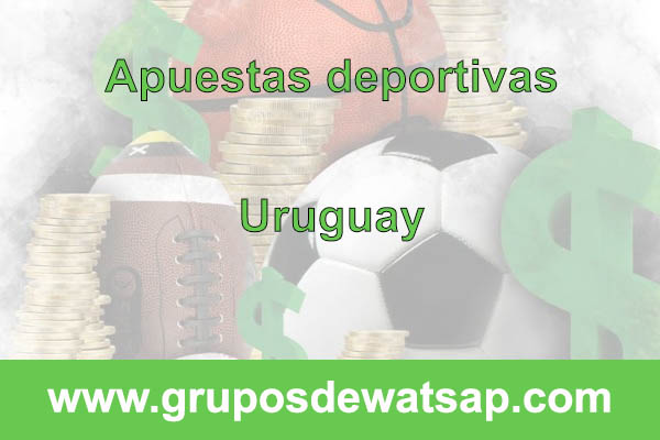 grupo de whatsap apuestas deportivas Uruguay