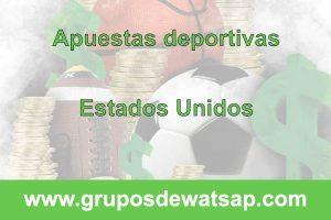 grupo de whatsap apuestas deportivas estados unidos