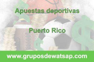 grupo de whatsap apuestas deportivas puerto rico